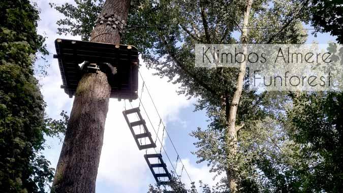 Klimbos Almere Funforest